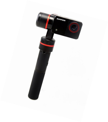 FeiyuTech Summon first-generation 3-Axis Stabilized Handheld 4k Action Camera, B