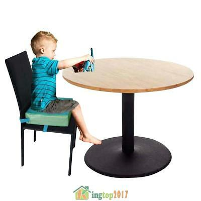 Portable Kids Dining Chair Highchair Booster Cushion Pad Soft Baby Booster Seats