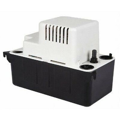 Little Giant 554401 | Automatic Condensate Removal Pump (VCMA-15UL, 65 GPH)