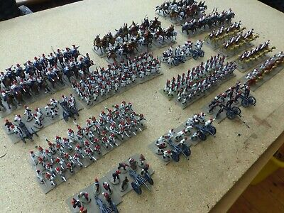 1/72 painted colonial Egyptian infantry , artillery and cavalry (restocked!)