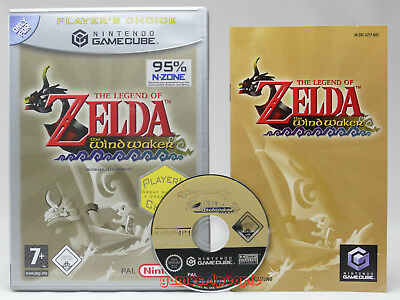 The Legend of Zelda:The Wind Waker for Nintendo GameCube / Game Cube