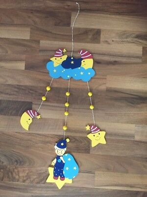 Baby Mobile Holz