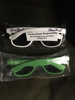 Crown Royal and Crown Regal Apple Sunglasses BRAND NEW FREE SHIPPING