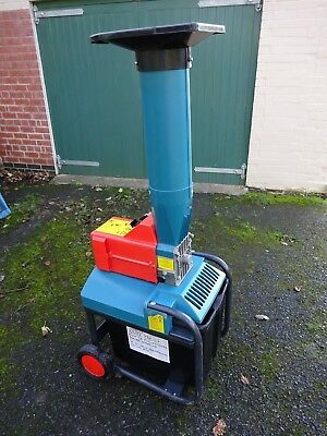 garden shredder. Makita DSH 2301 Heavy Duty Electric Garden Shredder