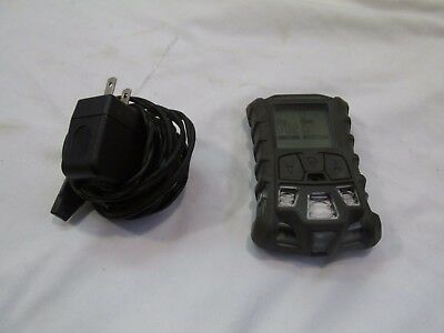 MSA altair 4X multi gas Meter Monitor detector, Detects O2,H2S,CO,LEL + Charger