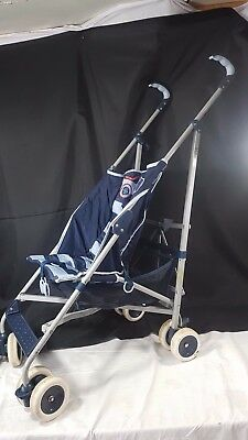 Mothercare 6 Month Plus Lightweight Stroller Pushchair Light Weight & Practical.