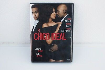 El Chico Ideal - Dvd - Sanaa Lathan - Michael Ealy - Morris Chestnut