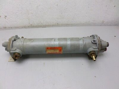 Young Radiator F-302-HY-4P Fixed Tube Heat Exchanger 4 Pass