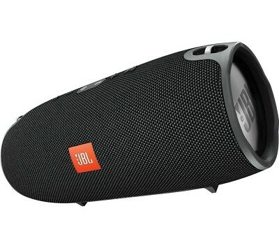 JBL XTREME Portable Wireless Speaker Bluetooth Microphone 12hr Battery Black