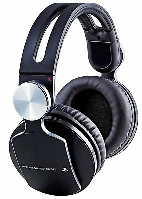 Sony PlayStation Pulse Elite Headset PS4 PS3 PS Vita Wireless Stereo Headphone