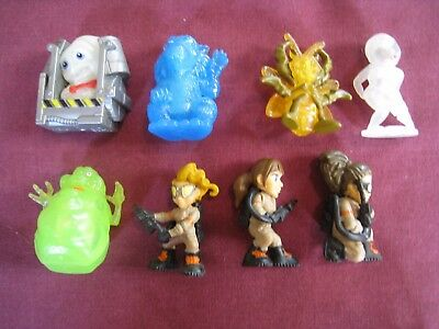 Ghostbusters ecto minis lot slimer rowan ghost more