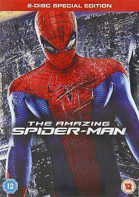 The Amazing Spider-Man (Two-Disc Special Edition) [2012], Very Good DVD, Andrew