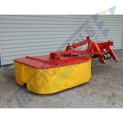 USED Hay Mower: Galfre TL67 Standard Drum Mower+manual fold-excellent condition