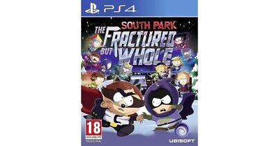 South Park: The Fractured But Whole PS4 Playstation 4 - Mint condition!