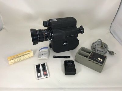 Canon Scoopic 16MS 16 MS 16mm Movie Camera, 6:1 Zoom