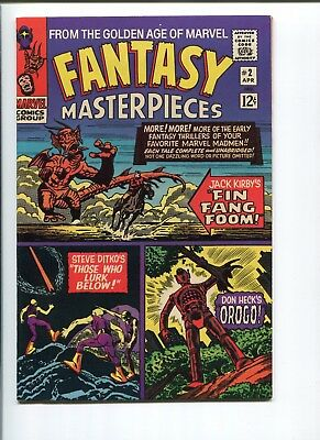 Fantasy Masterpieces #2   9.2  Nm-  Strictly Graded!  One Owner !  Nice Pages!