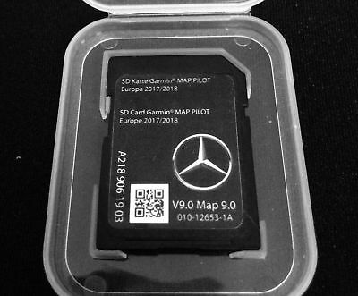 Mercedes -Benz Garmin® MAP PILOT - SD Europe 2018, V9 - Audio 20 CD,Star1