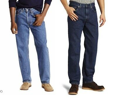 Levi's 550 Red Tab Relaxed-Fit Jeans - Waist Fit - NWT! Various Colors & Sizes
