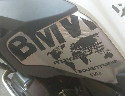 BMW R 1200 GS LC - ( SERBATOIO - TANK ) - adesivi / adhesives / stickers / decal