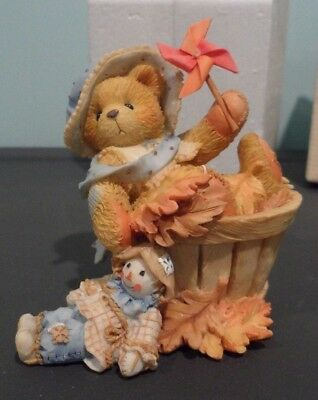 Cherished Teddies Pat Falling For You 1995 141313 5H9/824