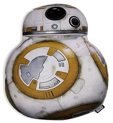 Star Wars BB-8 3D Shaped Cushion for Children BB8 New Gift The Last Jedi
