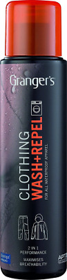 Granger's Clothing Wash + Repel 300ml High performance, Ultimate protection New