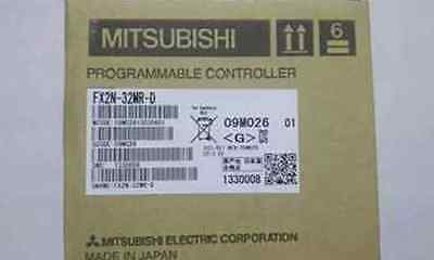 1PC Brand NEW IN BOX Mitsubishi PLC FX2N-32MR-D #WM06