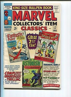 Marvel Collectors Item Classics #2    9.0 Vf/nm  One Owner!  Strictly Graded!
