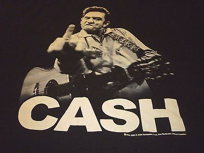 Johnny Cash Shirt ( Used Size 2XL ) Very Good Condition!!!
