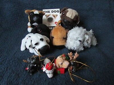 12 pc Artlist the Dog LOT ~ Playing Cards, Ornaments, McDonald toys