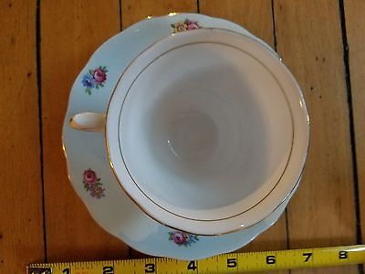 Colclough Bone China Made In England Floral Pattern No Chips Or Cracks