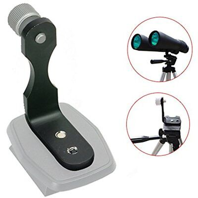 Tripod Adapter Mount Holder Binocular Fixed Bracket L Type Camera Telescope