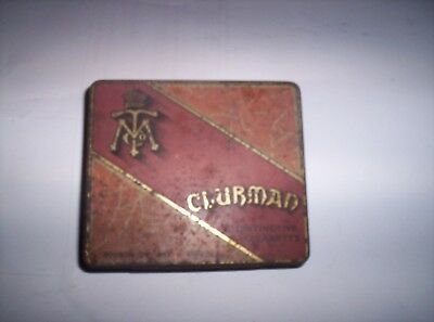 Clubmad Cigarette  Tin