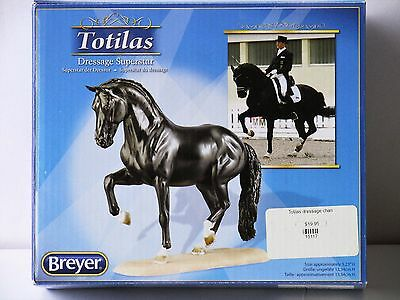 Breyer Totilas Reigning Dressage Superstar Champion #8256  Artist's Resin 5.25""