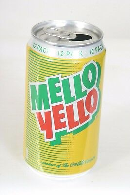 Mello Yello Soda Can - 12oz 12pk - Large Crimp