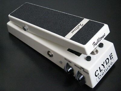 Fulltone Clyde Deluxe Wah  Effect Pedal