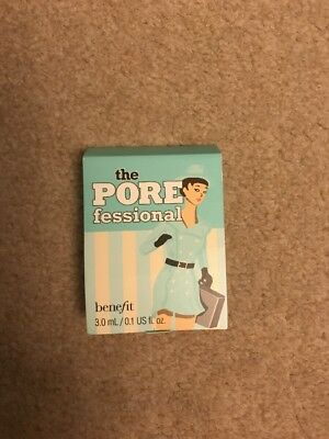Benefit The Porefessional Pro Balm Primer 3ml GWP Size  NEW