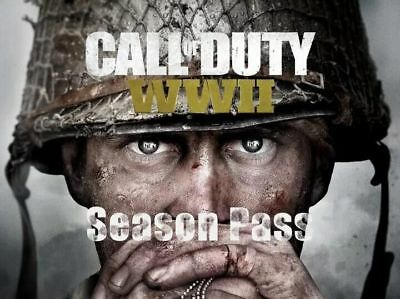 Call of Duty: WWII - Season Pass  -PC Global Play Not Key/Code - Günstigst