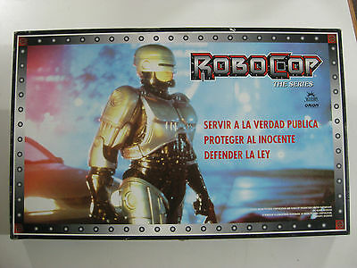 Vintage Robocop The Series-Falomir 1995-Orion Pictures-Jufasa-Nuevo!!
