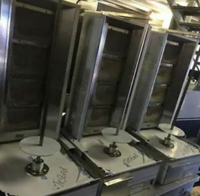 Archway Kebab Machine , 4 Burner Shawarma Machine , Doner Machine