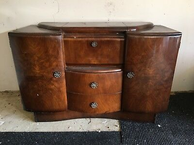1930's / 1940's Cocktail Drinks Cabinet