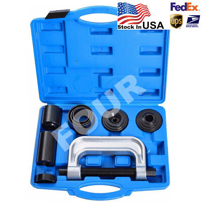 4-in-1 Auto Truck Ball Joint Service Tool Kit 2WD & 4WD Remover Installer kit