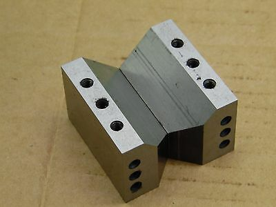 V Block, Machinist V Block Made by Toolmaker 2x2x1 1/4