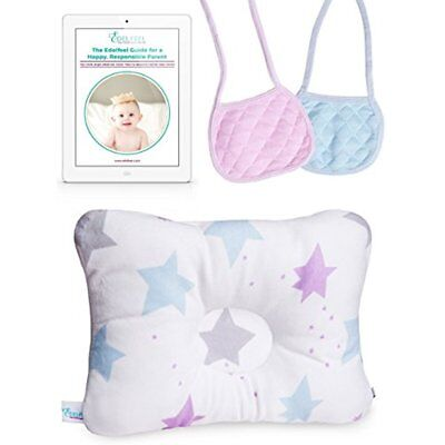 Baby Gift Sets Pillow Head Shaping For Newborn Infant Flat Unisex Round And Air