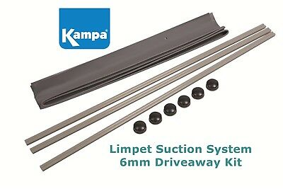 Kampa Limpet Suction System 6mm Driveaway Kit