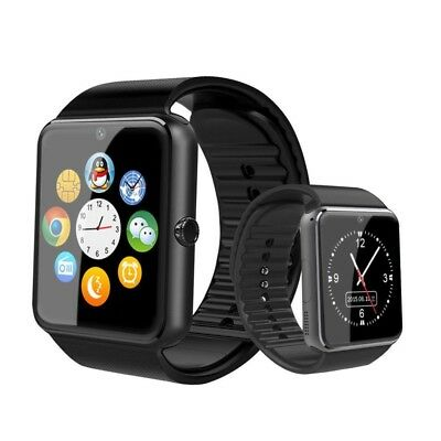 Reloj Inteligente Smartwatch Bluetooth Gt08 Negro