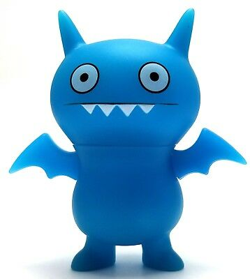 "UGLYDOLL ugly doll Series 1 Action Figure ""Icebat"" Dark Blue"
