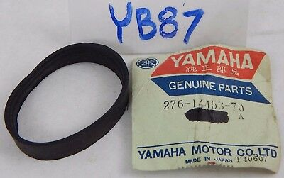 NEW Genuine Yamaha OEM NOS air cleaner joint Rubber Part 276-14453-70 LT2 Stock