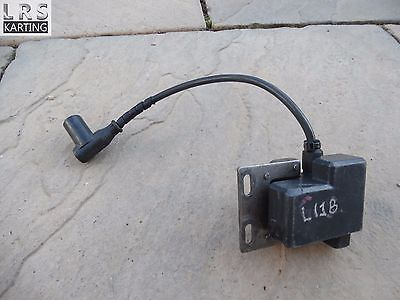 Rotax max black ignition coil / ignition pack 10 / Go kart
