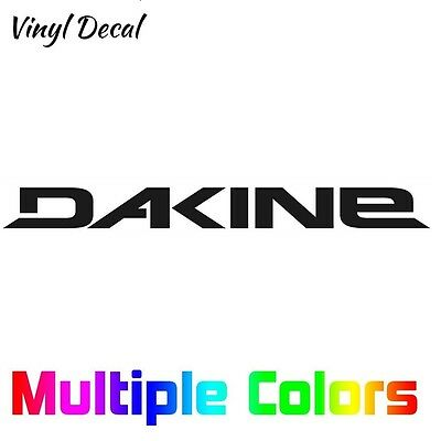 Dakine Die Cut Stickers